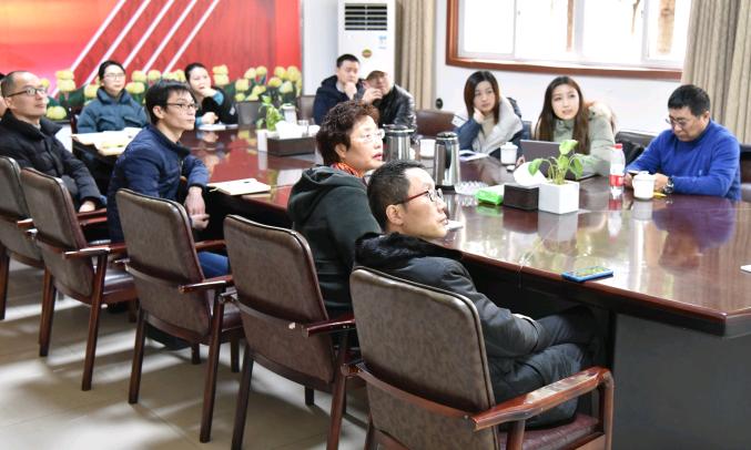 药剂学专家孙亚洲老师来访我司进行技术交流指导